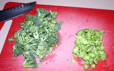 Vegetable Stir Fry Step 2 - Mostly Meatless Almost Vegetarian Recipe