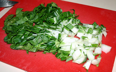 Vegetable Stir Fry Step 5 - Mostly Meatless Almost Vegetarian Recipe