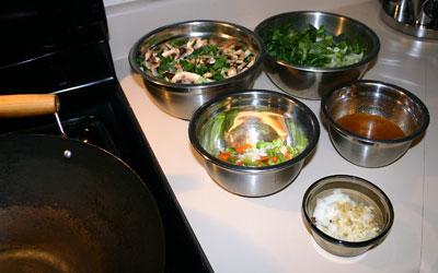 Vegetable Stir Fry Step 7 - Mostly Meatless Almost Vegetarian Recipe