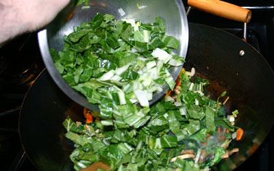 Vegetable Stir Fry Step 13 - Mostly Meatless Almost Vegetarian Recipe