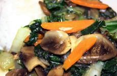 Vegetable Stir Fry - Mostly Meatless Almost Vegetarian Recipes
