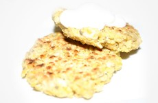 Chickpea Patties - Mostly Meatless Almost Vegetarian Recipes