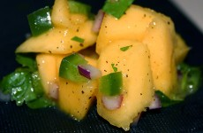 Mango Salsa - Mostly Meatless Almost Vegetarian Recipes