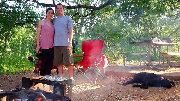Camping at Enchanted Rock Mostly Meatless Almost Vegetarian Recipes
