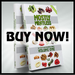 Buy Mostly Meatless Almost Vegetarian Recipes Volume One eBook